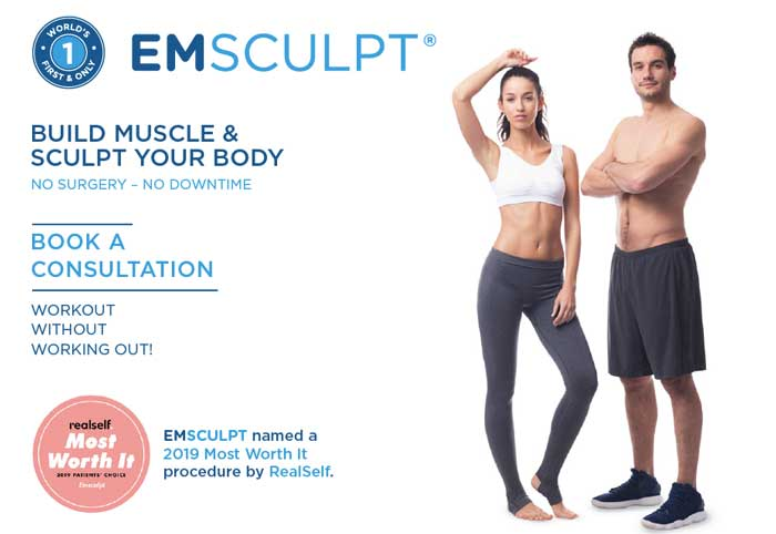 how much does emsculpt cost in chicago